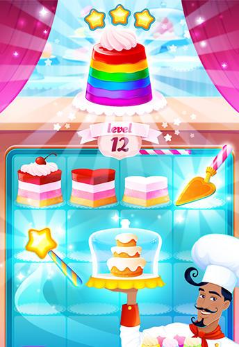 Arcade Fancy cakes für das Smartphone