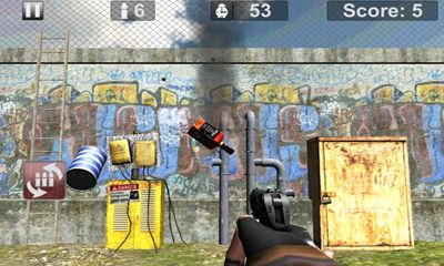 Street gunner pour Android