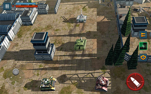 Tank battle heroes для Android