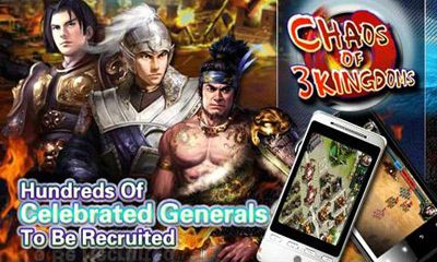 Chaos of Three Kingdoms для Android