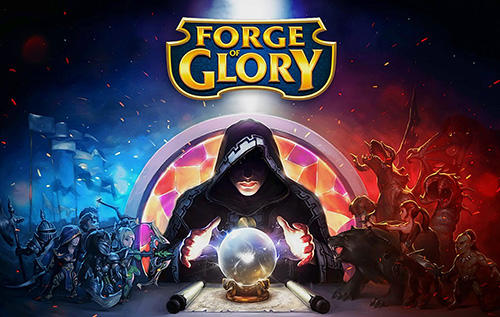 Forge of glory Screenshot