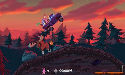 Arcade-Spiele Snuggle Truck für das Smartphone
