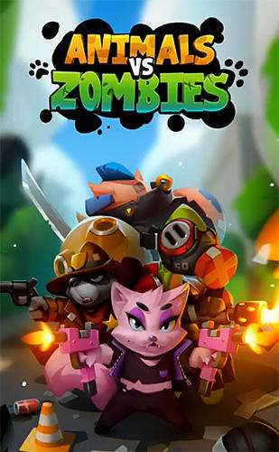 Animals vs zombies скріншот 1