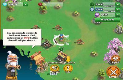 Strategiespiele: Lade Samurai Belagerung auf dein Handy herunter
