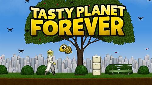 логотип Смачна планета назавжди