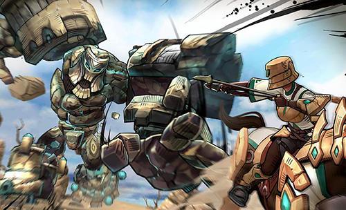 Actionspiele Battle of arrow für das Smartphone