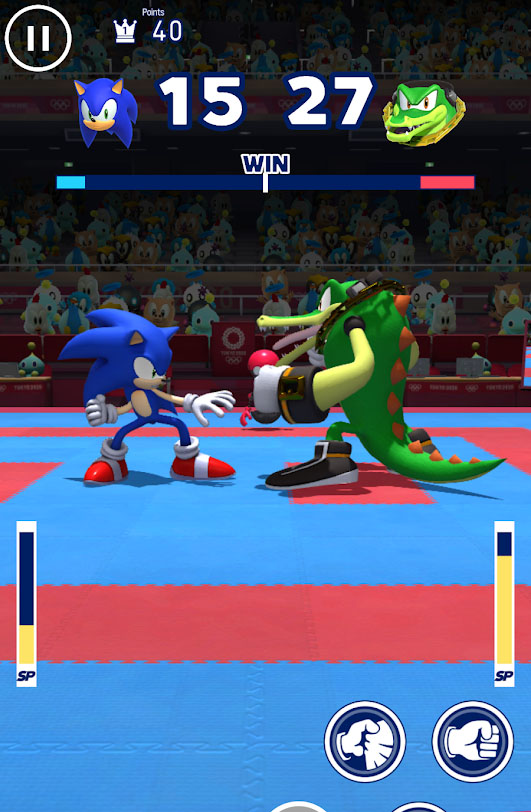 SONIC AT THE OLYMPIC GAMES – TOKYO 2020 for Android
