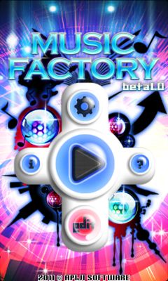 Music Factory Screenshot