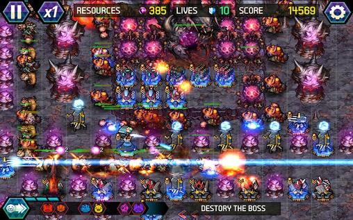 Tower defense: Infinite war для Android