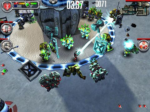 Robot Tsunami for iPhone