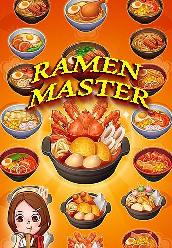 Ramen master Screenshot