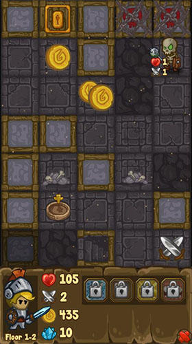 Dungeon loot скриншот 1