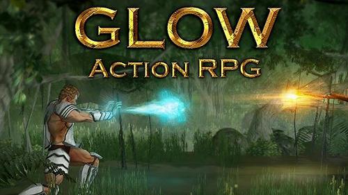 Glow: Free action RPG captura de pantalla 1