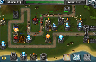 Legends of Elendria: The Frozen Maiden for iPhone for free