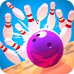 Иконка Bowling blast: Multiplayer madness