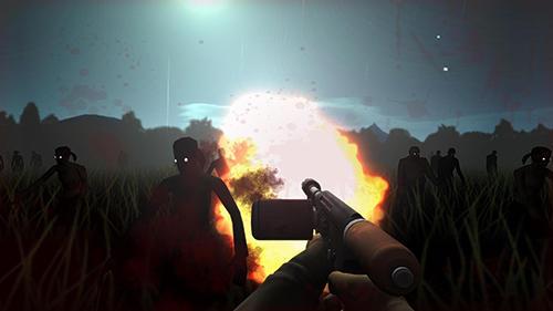 Zombie Shooter Evil kill auf Deutsch