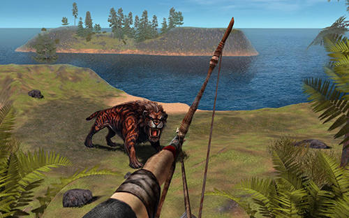 Survival island: The forest 3D pour Android