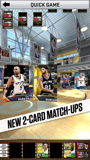 My NBA 2K16 for Android
