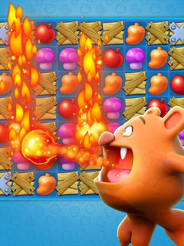 Arcade-Spiele Taste buds für das Smartphone