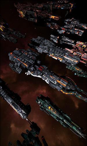 Gargantua: Alpha. Spaceship duel für Android
