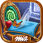 Иконка Hidden object fairy tale stories: Puzzle adventure