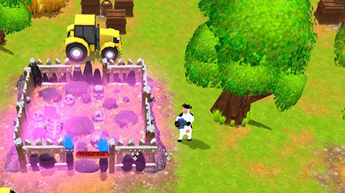 Battle cow unleashed für Android