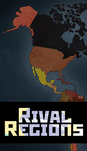 Rival regions: World strategy of war and politics Screenshot