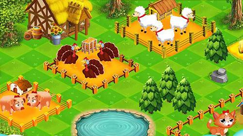 Harvest farm для Android