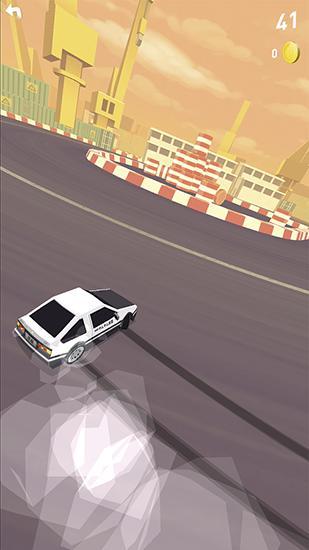 Rennspiele Thumb drift: Furious racing für das Smartphone