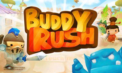 Buddy Rush Online icono