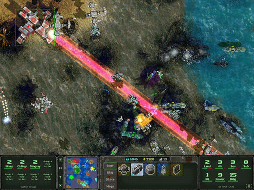 Land air sea warfare pour Android