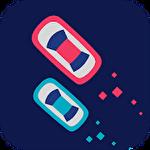2 cars icon