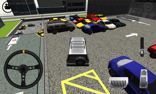 Parking madness para Android