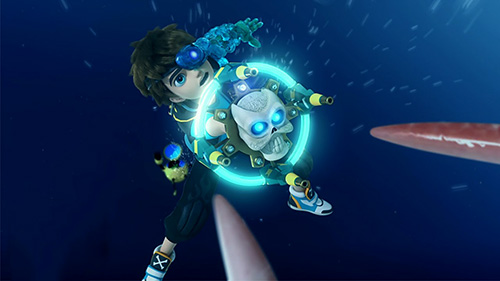 Zak Storm: Super pirate para Android