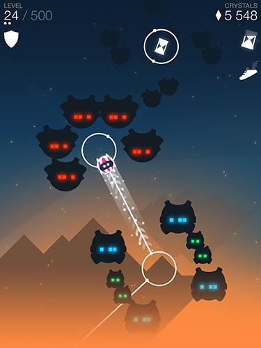 Screenshot Orbia auf dem iPhone