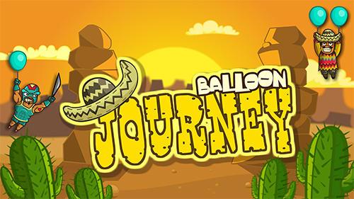 Balloon journey Symbol