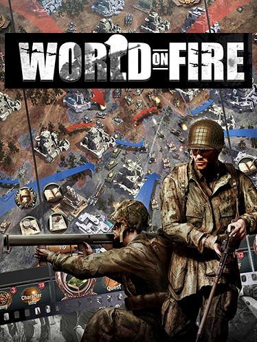 World on fire screenshot 1