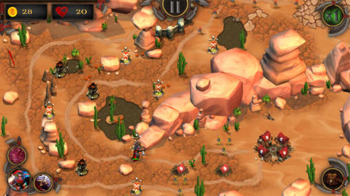Strategy The orcs crusade for smartphone