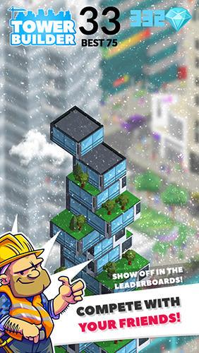 Tower builder: Build it auf Deutsch