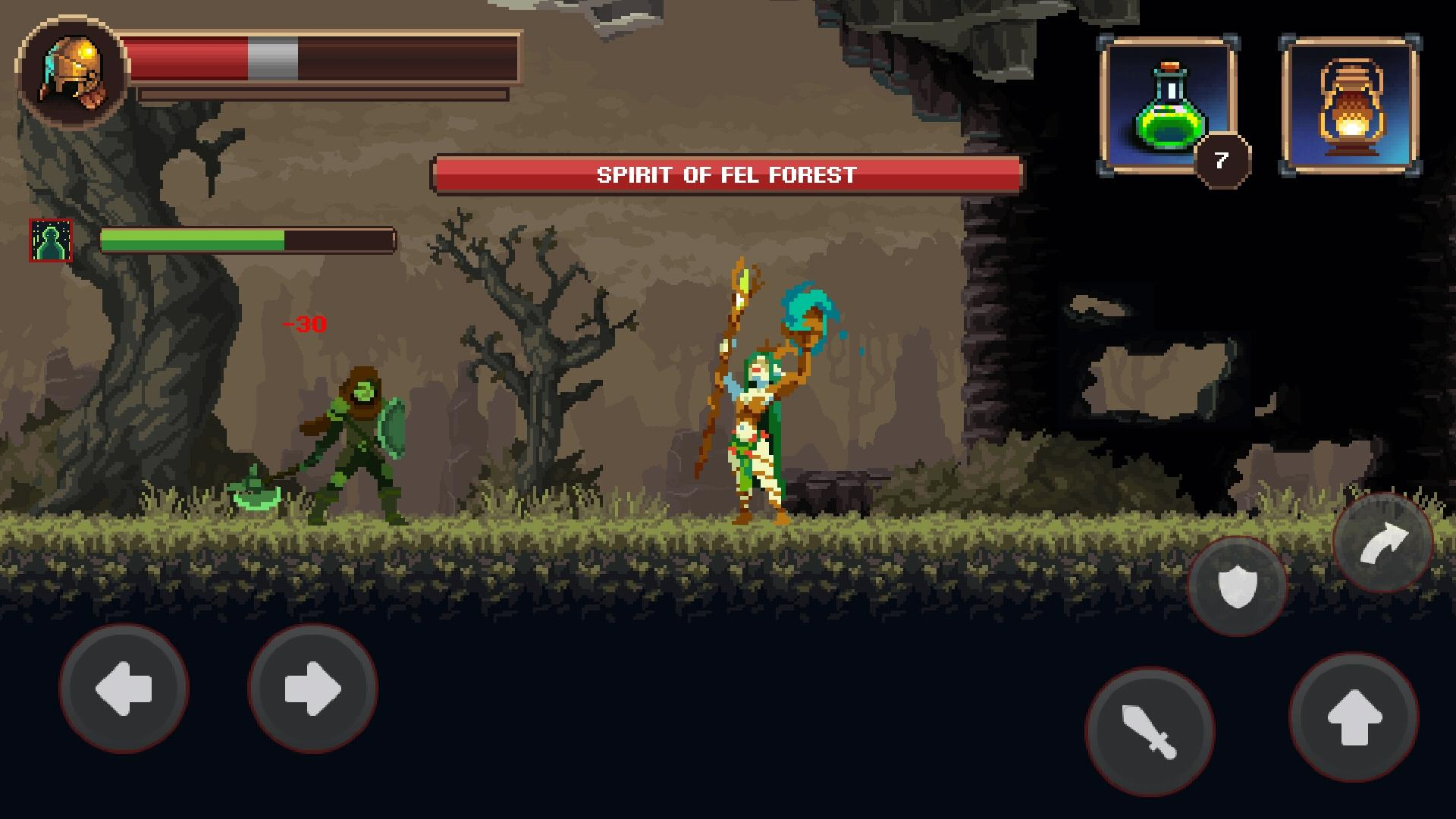Mortal Crusade: Sword of Knight screenshot 1