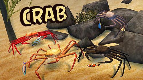 Crab simulator 3Dіконка