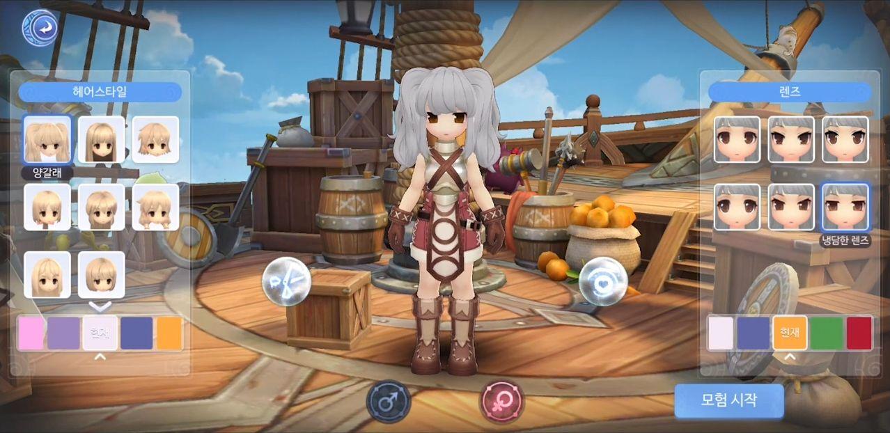 Ragnarok Origin скриншот 1