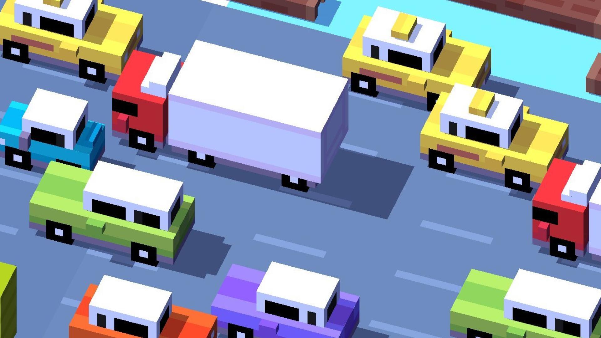 最高のAndroid用「Crossy Road」系ゲーム