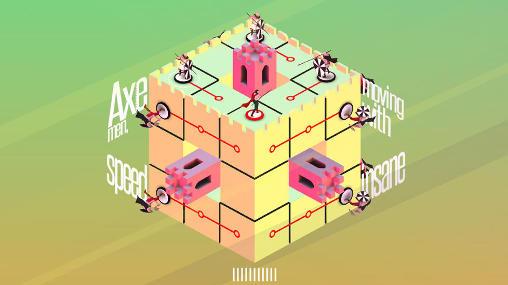 Arcade-Spiele: Lade Euklidische Länder auf dein Handy herunter