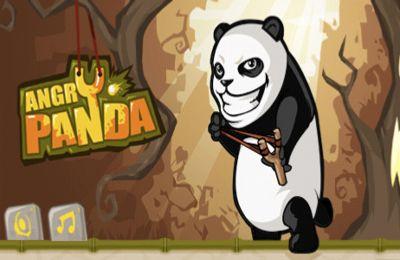 логотип Месть Панды