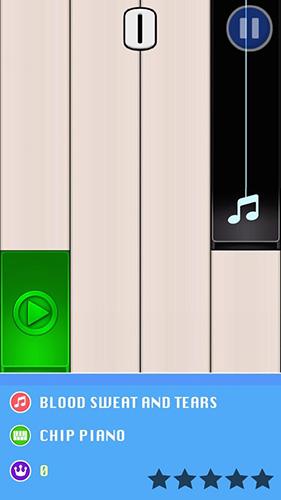 Magic tiles: BTS edition für Android