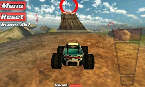 Crash drive 3D for iPhone