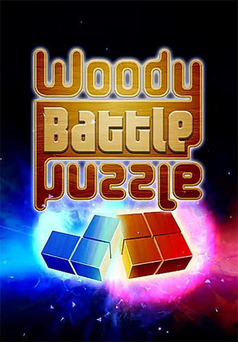 Woody battle: Online multiplayer block puzzle screenshot 1