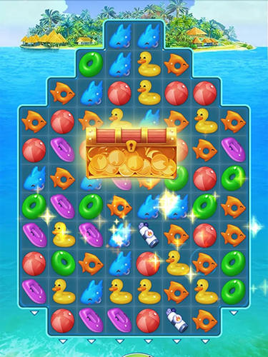 The love boat: Puzzle cruise para Android