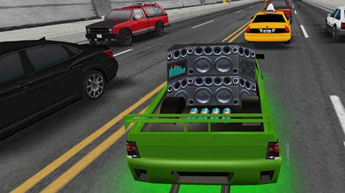 Rennspiele Brasil tuning 2: 3D racing für das Smartphone